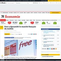 Document 2 Free a dynamité le marché français du mobile