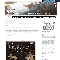 DYNAMO ✮ Le blog officiel de la Grenouille Noire