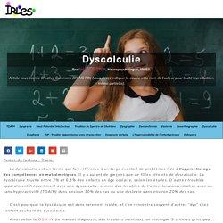 Dyscalculie : Caractéristiques & symptômes - Institut IRLES Aquitaine