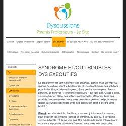 Dysexécutif