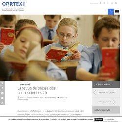 Dyslexie, sommeil, prix Lasker : Revue de presse Neurosciences
