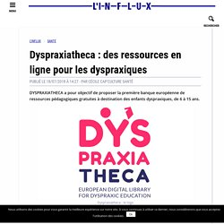 Dyspraxiatheca : des ressources en ligne pour les dyspraxiques