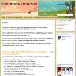 » E-books » Vendredi ou la Vie sauvage