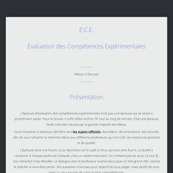 E.C.E. Bac S