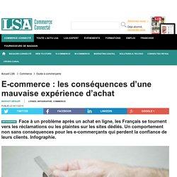 E-commerce : les conséquences d'une...