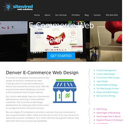 Denver Web Design Companies