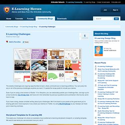 E-Learning Challenges