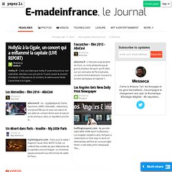 E-madeinfrance, le Journal