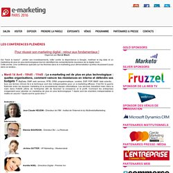 E-Marketing Paris