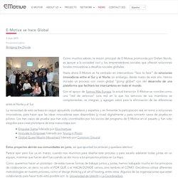 E-Motive se hace Global - E-Motive