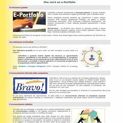 E-Portfolio e Scuola - Che cos'è un e-Portfolio