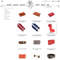 E-shop - Boutique L'Aiglon