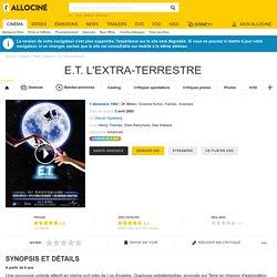 E.T. l'extra-terrestre - film 1982