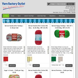 Yarn Factory Outlet