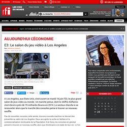 E3: Le salon du jeu vidéo à Los Angeles