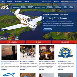 EAA - The Spirit of Aviation - Oshkosh, WI