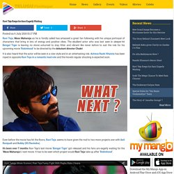 Ravi Teja Keeps his fans Eagerly Waiting