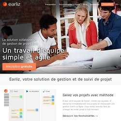 Application Collaborative de Gestion de Projets