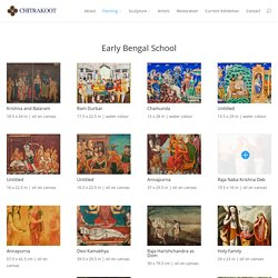 Early Bengal School – Chitrakoot Art