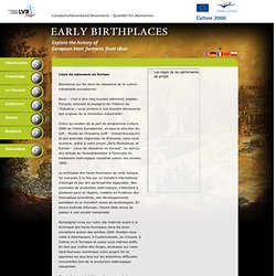 Early Birthplaces