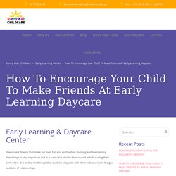 Early Learning Daycare