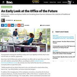 An Early Look at the Office of the Future
