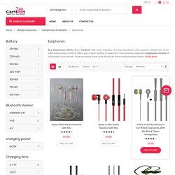 Buy Earphone Online