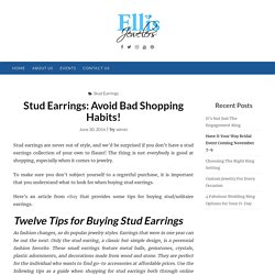 Jewelry Buying Guide Blog Posts – Ellis Fine Jewelers