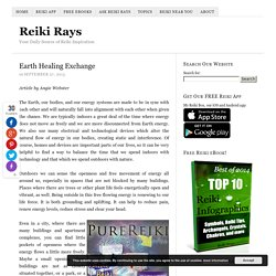 Earth Healing Exchange – Reiki Rays