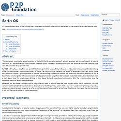 Earth OS