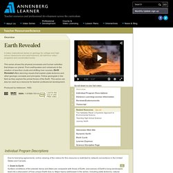 Earth Revealed