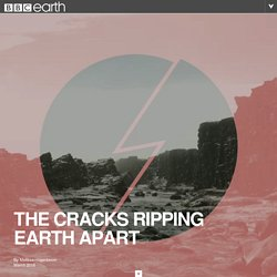 Earth - The Cracks Ripping Earth Apart