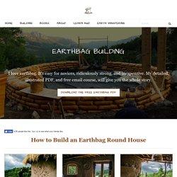 Earthbag Building - THE MUD