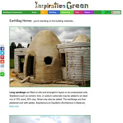 Earthbag Construction - StumbleUpon