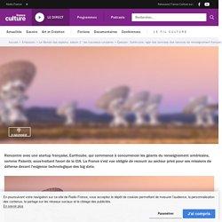 Earthcube, vigie des données des services de renseignement français