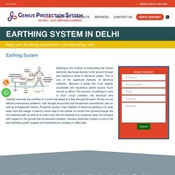 Earthing System Manufacturer