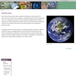 EarthLabs