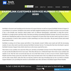 Earthlink Customer Service Number {+1 (844) 661 8099} Earthlink Help Phone Number
