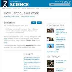 Seismic Waves""