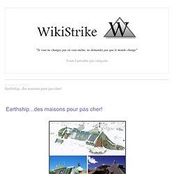 Earthship...des maisons pour pas cher! - wikistrike.over-blog.com