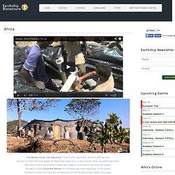 Earthship Africa Community Center