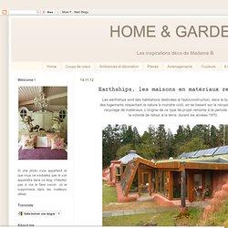 Earthships, les maisons en matériaux recyclés