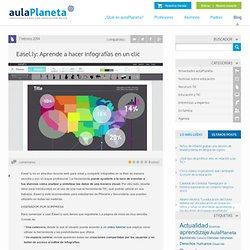 Easel.ly: Del dato a la infografía en un clic -aulaPlaneta