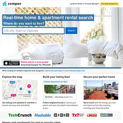 The easiest way to find a home or apartment for rent - Zumper