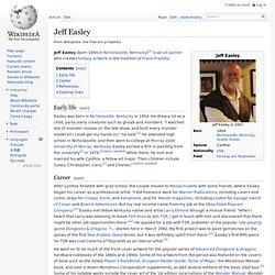 Jeff Easley