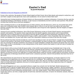 Easter's End
