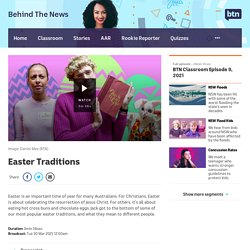 Easter Traditions - Classroom - BTN