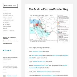 The Middle Eastern Powder Keg - october 2019 situation