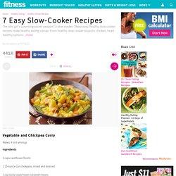 7 Easy Slow-Cooker Dinner Recipes