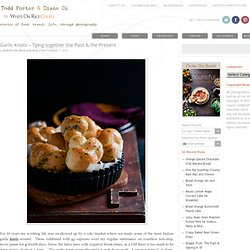 Garlic Knots Recipe | Garlic Rolls Bread